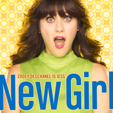 New Girl, la série fille du moment.
