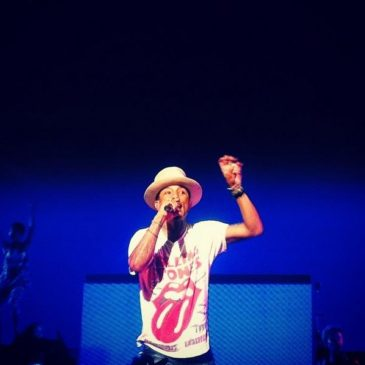 Pharrell lance Raw for The Oceans