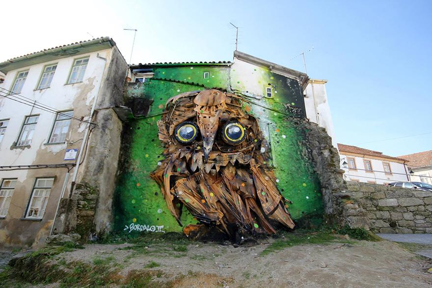 owl-eyes-bordalo-ii-scultpure-recyclee-hibou-1