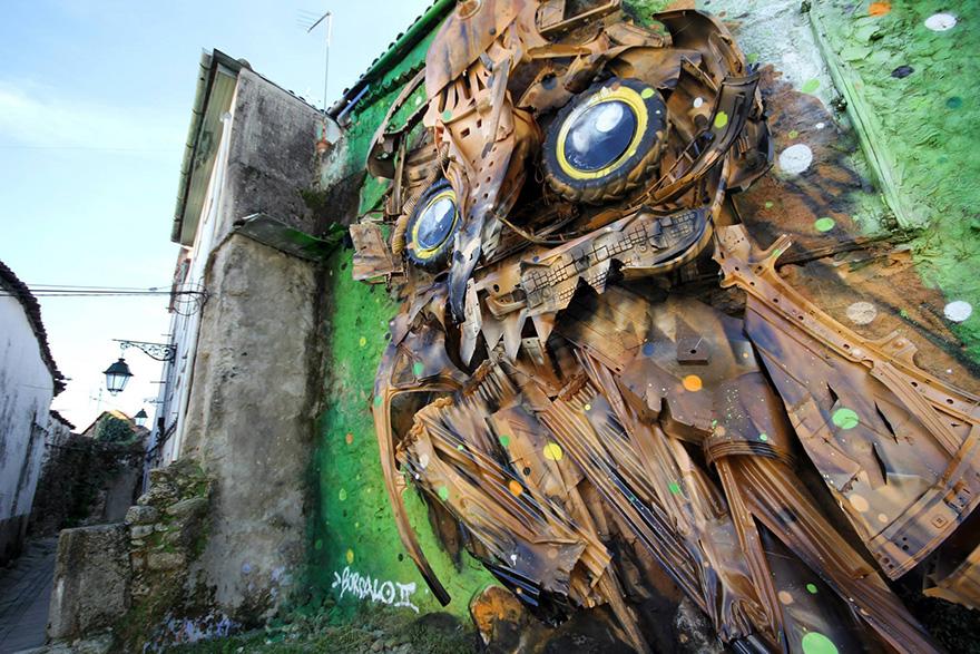 owl-eyes-bordalo-ii-scultpure-recyclee-hibou-2