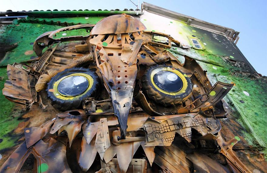 owl-eyes-bordalo-ii-scultpure-recyclee-hibou-3