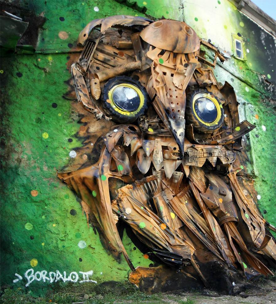 owl-eyes-bordalo-ii-scultpure-recyclee-hibou-4