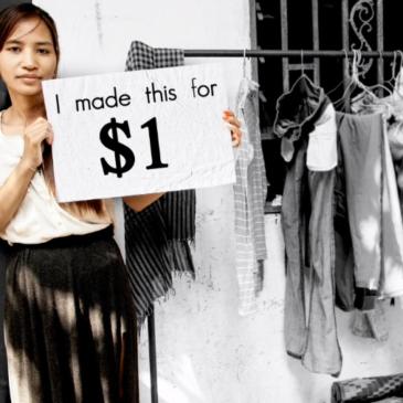 Les sweatshops expliqués aux blogueuses mode