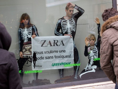 Greenpeace zara detox