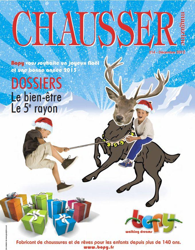 Chausser Mag, Chaussettes Bio Peau-Ethique