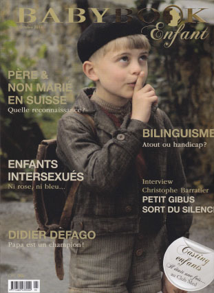 Babybook couverture