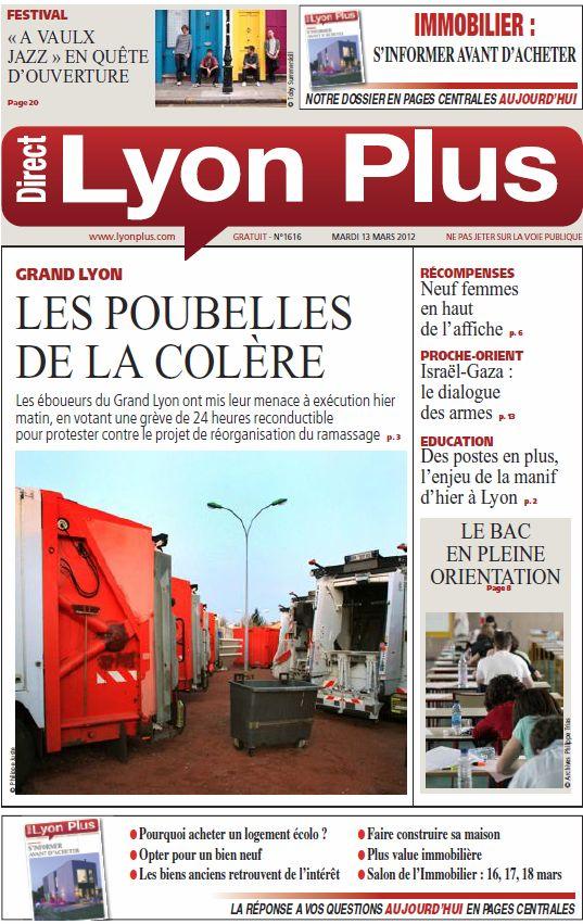 Journal Lyon Plus