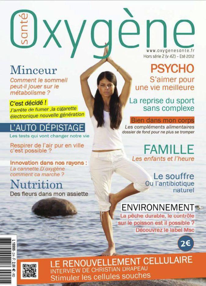 Oxygène santé magazine, Peau-Ethique lingerie bio