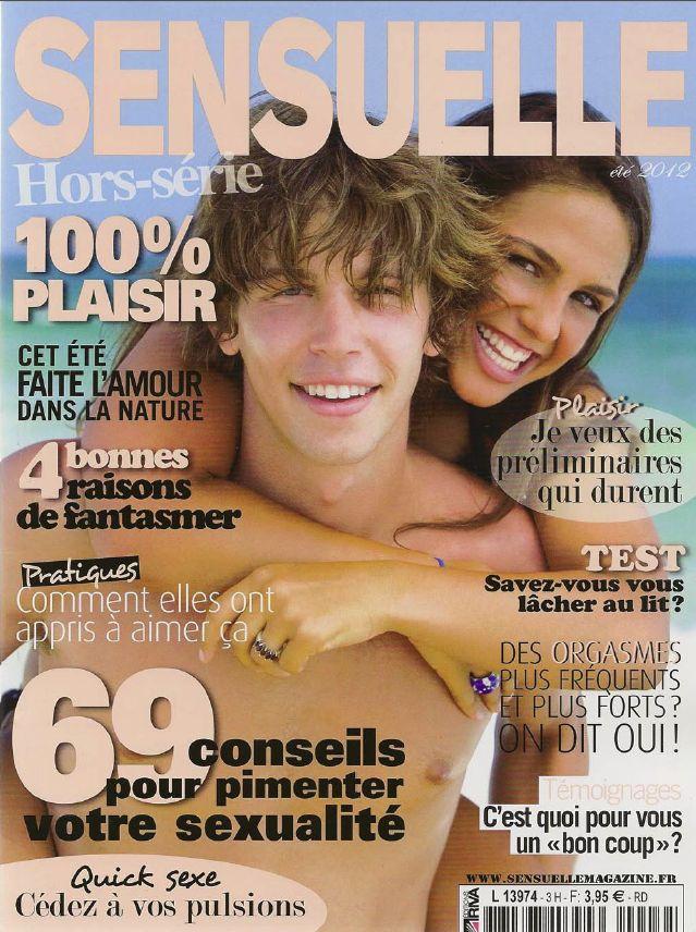 Sensuelle Magazine, Peau-Ethique lingerie en coton bio