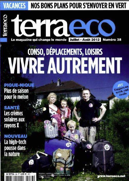 Terra Eco Magazine ecologique, Peau-Ethique lingerie bio